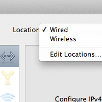 Quick Tip: Quickly Switch Between Wired and Wireless Connections