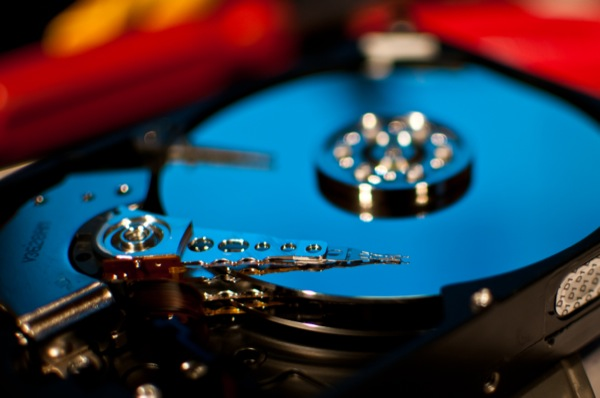 Data recovery companies can temporarily resurrect failed hard drives enough to recover data.