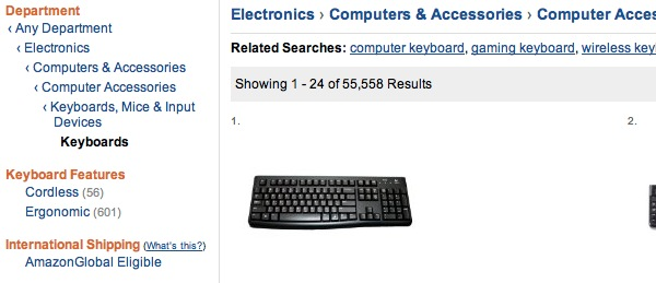 There's literally thousands of keyboards that will work with your Mac!