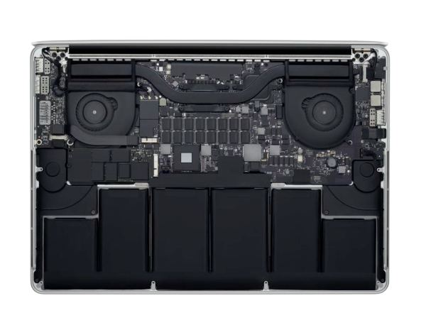 Apple's Unibody portable Macs are serviceable by Apple technicians