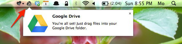 File Sync in Progress