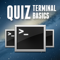 Mactuts+ Quiz #2: Terminal Basics