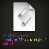 If and If Else: AppleScript Conditional Statements