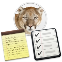 Get Organized with Reminders and Notes in Mountain Lion