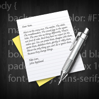 Quick Tip: Configure TextEdit for Coding HTML