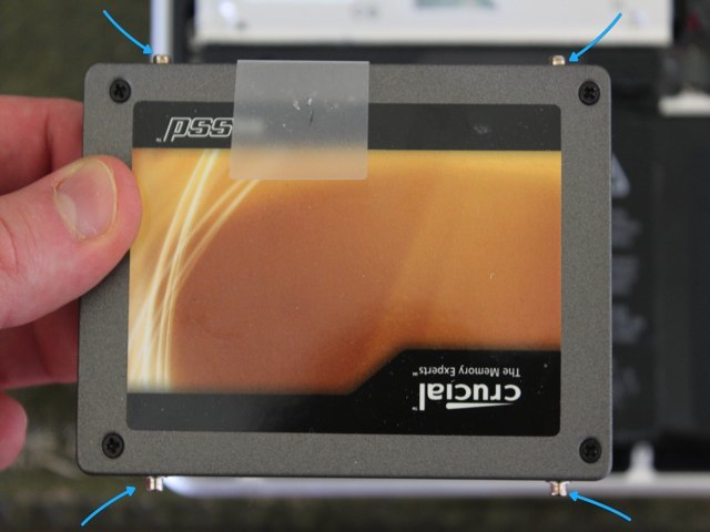 An SSD it its glory