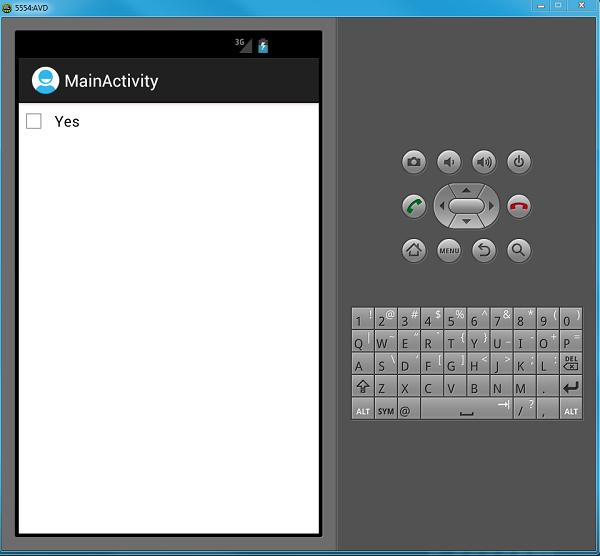 Android UI XML 1