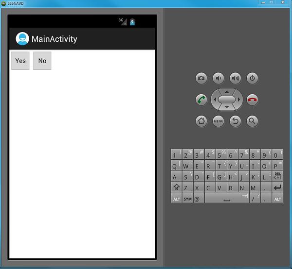 Android UI XML 2