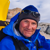Russ Bishop: Mastering the Landscape and the Adventure