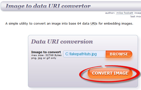 Web Semantics Data URI conversion tool