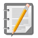 Text editor / notepad icon
