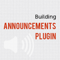 Building a Simple Announcements Plugin for WordPress