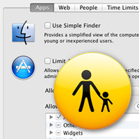 Mac OS X Parental Controls