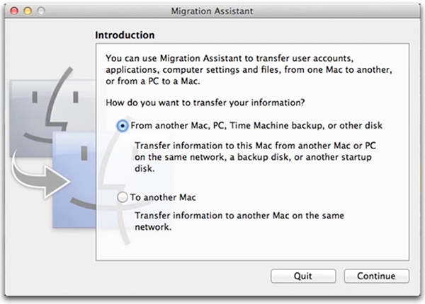 Apple Migration