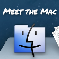 Meet the Mac: OS X for First Timers