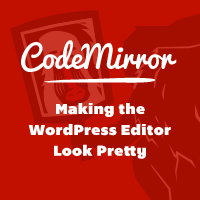 Making the WordPress Editor Look Pretty Using CodeMirror